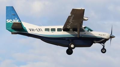 VH-LYI - Cessna 208 Caravan - Seair Pacific