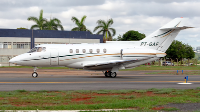 A picture of PTGAF - Hawker 800 - [258261] - © LazaroEdu