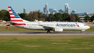 A picture of N907AN - Boeing 737823 - American Airlines - © Yan777