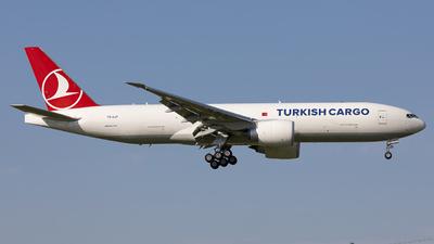 TC-LJT - Boeing 777-F - Turkish Airlines Cargo
