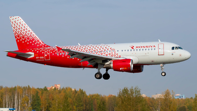 A picture of VPBIQ - Airbus A319111 - Rossiya - © Alexander Lebedev