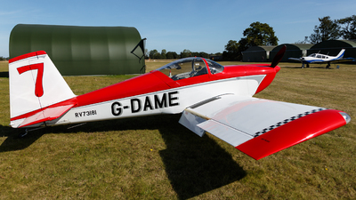 G-DAME - Vans RV-7 - Private