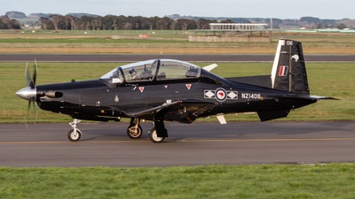 NZ1406 - Raytheon T-6C Texan II - New Zealand - Royal New Zealand Air Force (RNZAF)