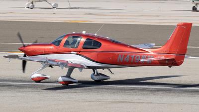 N419WM - Cirrus SR22T-GTS Platinum - Private
