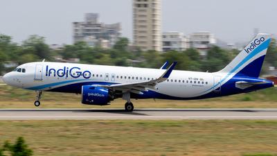 A picture of VTIZR - Airbus A320271N - IndiGo - © Rohan Paliwal