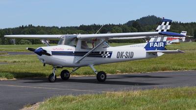 OK-SID - Cessna 152 - F-Air Flight School