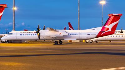 VH-LQH - Bombardier Dash 8-Q402 - QantasLink (Sunstate Airlines)