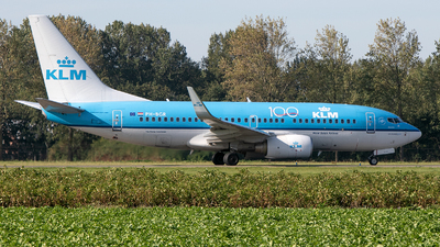 PH-BGR - Boeing 737-7K2 - KLM Royal Dutch Airlines