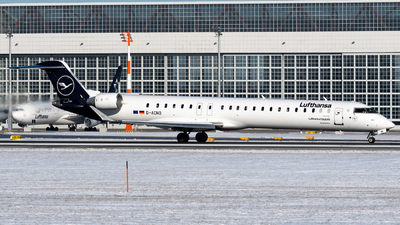 A picture of DACNO - Mitsubishi CRJ900LR - Lufthansa - © Thomas Ernst