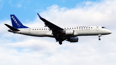 A picture of TCYAG - Embraer E190LR - [19000263] - © Lucian Ojog