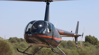 4X-BCT - Robinson R44 Raven II - Private