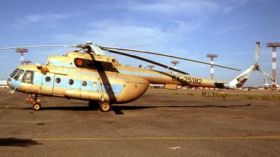EX-25182 - Mil Mi-8MTV-1 - Kyrgyzstan Airlines