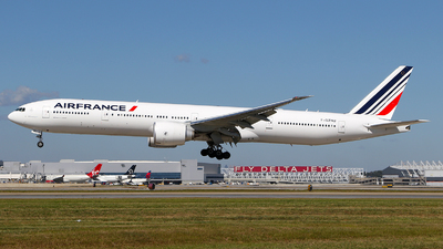 F-GZNU - Boeing 777-328ER - Air France
