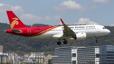 B-309Q - Airbus A320-271N - Shenzhen Airlines