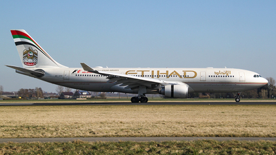 A6-AGA - Airbus A330-202 - Etihad Airways