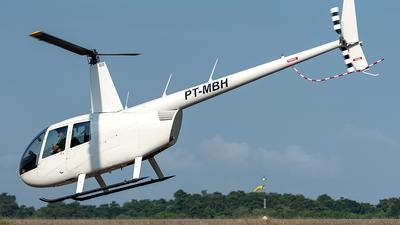 PT-MBH - Robinson R44 Raven II - Private