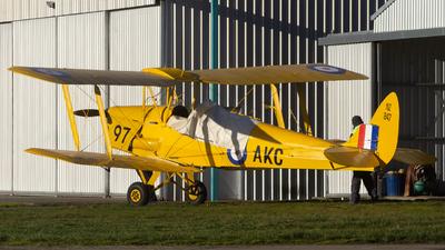 ZK-AKC - De Havilland DH-82A Tiger Moth - Private