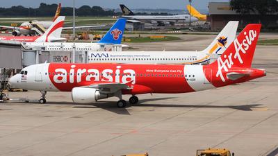 9M-AQR - Airbus A320-216 - AirAsia