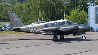N111PL - Piper PA-30-160 Twin Comanche C - Private