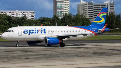 A picture of N633NK - Airbus A320232 - Spirit Airlines - © Giovanni Segarra Ortiz