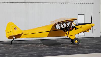 N329TS - Piper PA-18-105 Super Cub - Private
