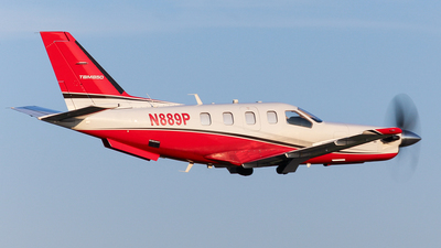 N889P - Socata TBM-700 - Private