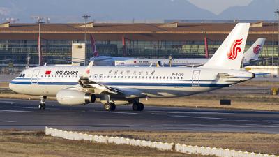 B-8490 - Airbus A320-214 - Air China