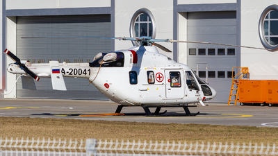 RA-20041 - Kazan Ansat - Russia - Ministry for Emergency Situations (MChS)