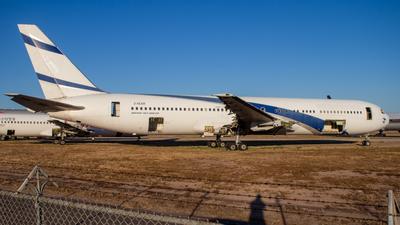 2-XEAR - Boeing 767-352(ER) - El Al Israel Airlines