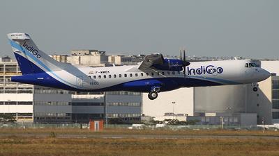 F-WWEK - ATR 72-212A(600) - IndiGo Airlines