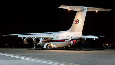 ZE700 - British Aerospace Bae 146 CC.2 - United Kingdom - Royal Air Force (RAF)