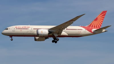 VT-AND - Boeing 787-8 Dreamliner - Air India