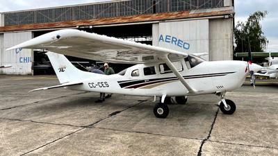 CC-CES - Cessna T206H Stationair TC - Private