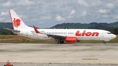 A picture of PKLJS - Boeing 7378GP - Lion Air - © Astrid Rian R