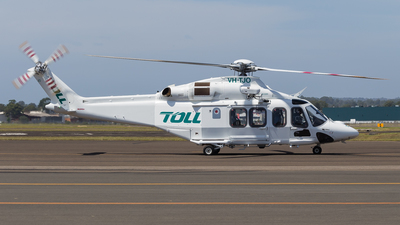 VH-TJO - Agusta-Westland AW-139 - Toll Helicopters NSW