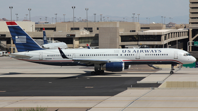 N908AW - Boeing 757-2G7 - US Airways