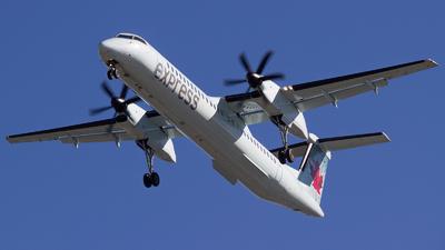 C-GJZG - Bombardier Dash 8-Q402 - Air Canada Express (Jazz Aviation)