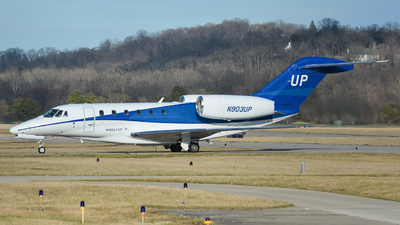N903UP - Cessna 750 Citation X - Wheels Up