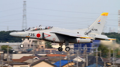56-5735 - Kawasaki T-4 - Japan - Air Self Defence Force (JASDF)