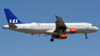 OY-KAP - Airbus A320-232 - Scandinavian Airlines (SAS)