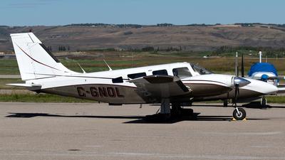 C-GNOL - Piper PA-34-200T Seneca II - Private