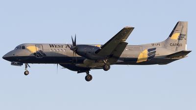 SE-LPS - British Aerospace ATP-F(LFD) - West Air Europe