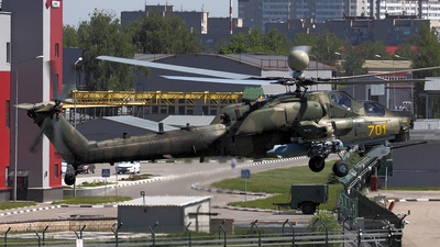 701 - Mil Mi-28NM - Russia - Air Force