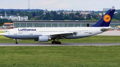 D-AIAR - Airbus A300B4-603 - Lufthansa