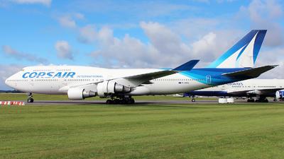 F-HSEA - Boeing 747-422 - Corsair International