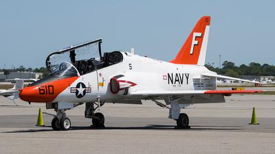 163649 - McDonnell Douglas T-45C Goshawk - United States - US Navy (USN)