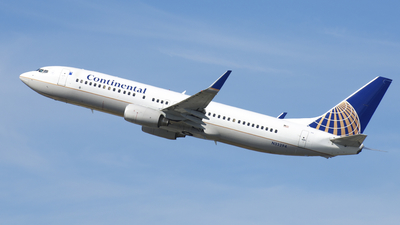 N33294 - Boeing 737-824 - Continental Airlines