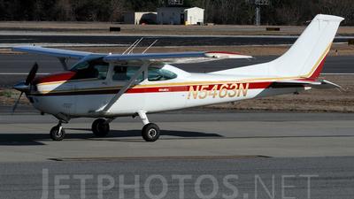A picture of N5463N - Cessna 182R Skylane - [18267734] - © Agustin Anaya