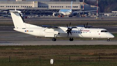 D-ABQC - Bombardier Dash 8-Q402 - Eurowings (LGW Luftfahrtgesellschaft Walter)