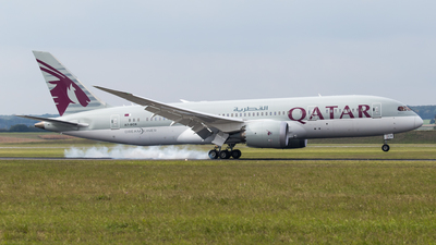 A7-BCR - Boeing 787-8 Dreamliner - Qatar Airways
